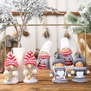Santa Cruz Christmas Deco  2pcs