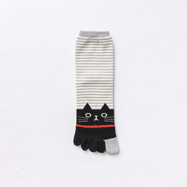 Cartoon Harajuku Winter Funny Ankle Sock for kids