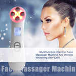 Electric Face Massager Machine Anti Wrinkle & Firming