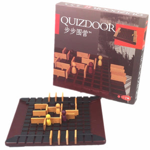 Board Educational Game Quoridor