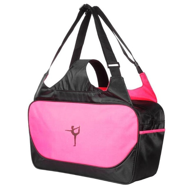Yoga Mat Bag (mat not included)