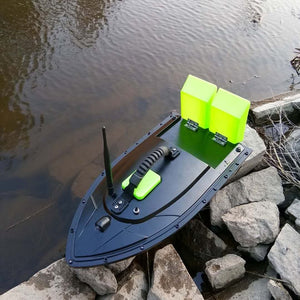 Electric Fishing Bait RC Boat 500M Remote Fish Finder