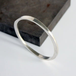 Classic Forged Bangle