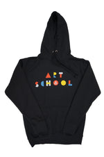 Load image into Gallery viewer, Art School Hooded Sweatshirt - Shop657