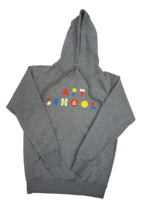 Art School Hooded Sweatshirt - Shop657