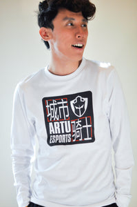 ARTU ESPORTS Long Sleeve T-shirt