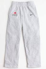 Load image into Gallery viewer, School Logo Nike Sweatpants Gray