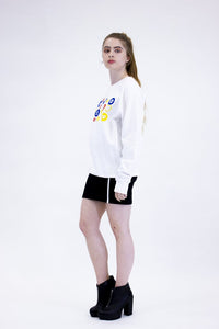 Peace Love Sweatshirt - Shop657