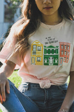 Load image into Gallery viewer, Heart of San Francisco Tee