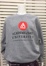 Load image into Gallery viewer, School Logo Crewneck Sweatshirt