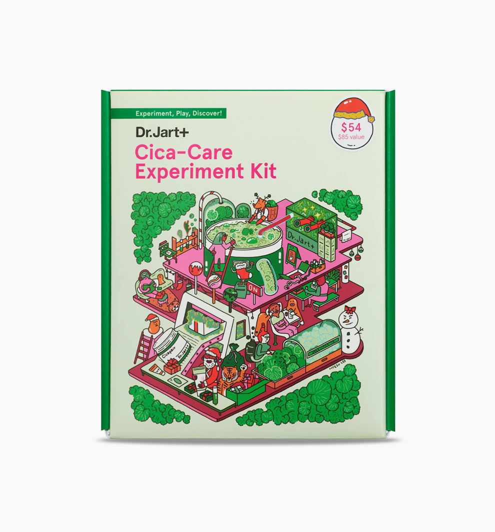 Seven Day Mask Experiment Kit