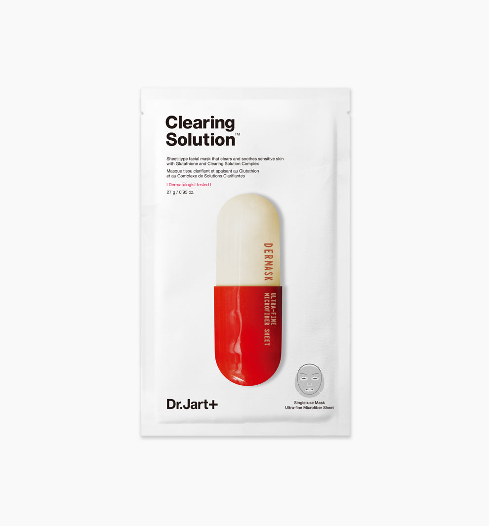 Dermask™ Micro Jet Clearing Solution