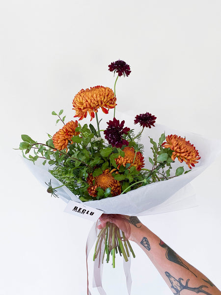 Weekly Seasonal Bunch by Beclu Flowers - Preorder by Wednesday for Friday pick up