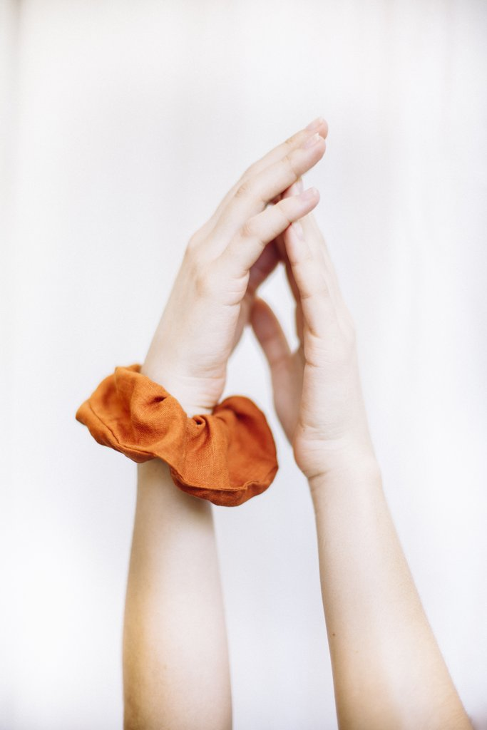 Good Studios x Enough Zero Waste Scrunchie - Various Colours