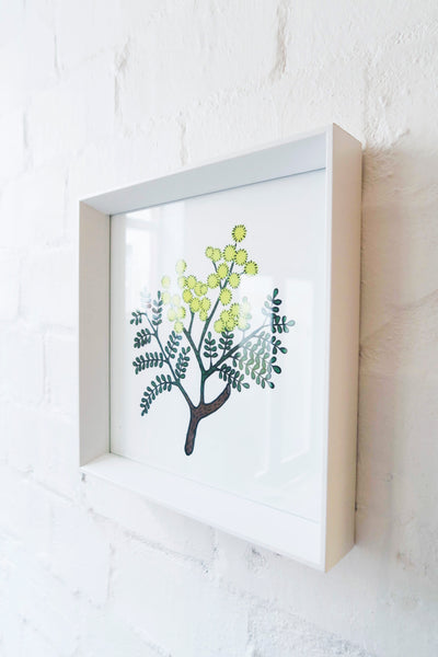 Blossom Limited Edition Framed Print - Billie Justice Thomson