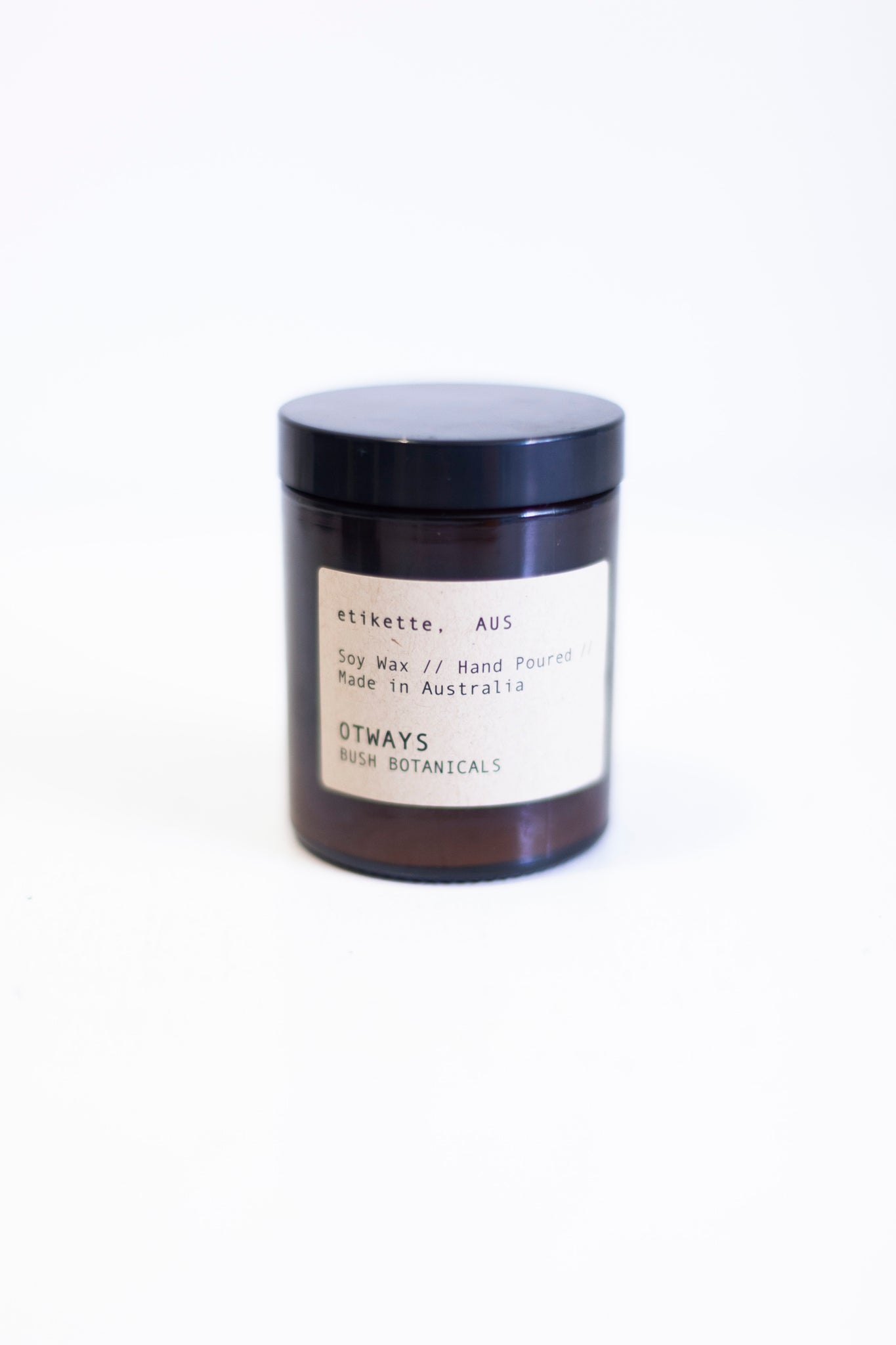 Etikette Candle -Piccadilly - Lavender + Ylang Ylang