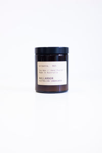 Etikette Candle - Hinterland - Evergreen Bamboo