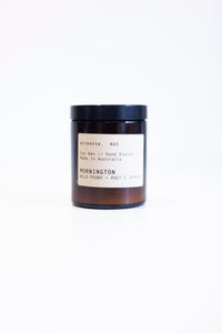 Etikette Candle - Innes - Ginger + Fresh Mint