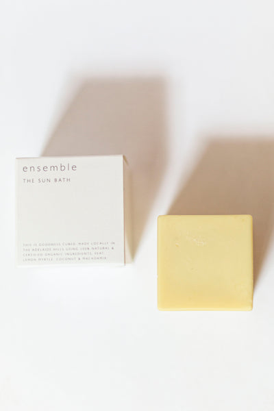 Ensemble Soap - Sun Bath