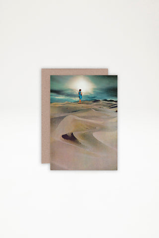 AHD Paper Co Greeting Card - Dunes