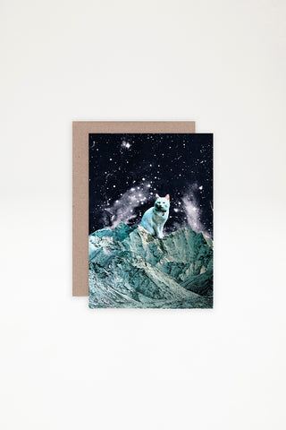 AHD Paper Co Greeting Card - Wizard