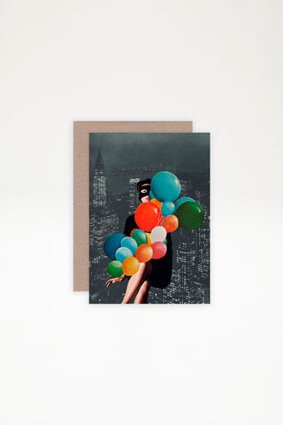 AHD Paper Co Greeting Card - Birthday Present
