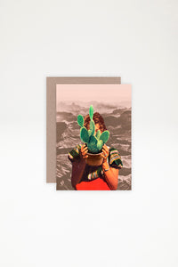 AHD Paper Co Greeting Card - Thirsty