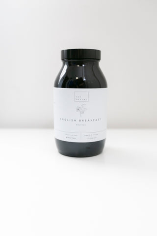 Tea Social - English Breakfast Jar