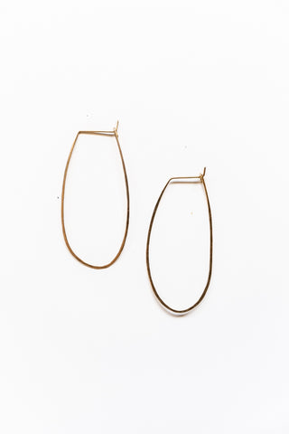 Lilly Buttrose - Oblong Earrings