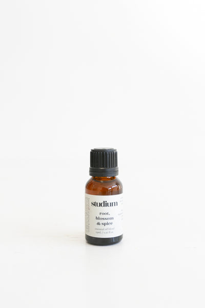 Studium Essential Oil Diffuser Blend - Root Blossom & Spices