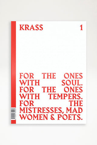 Krass Journal I