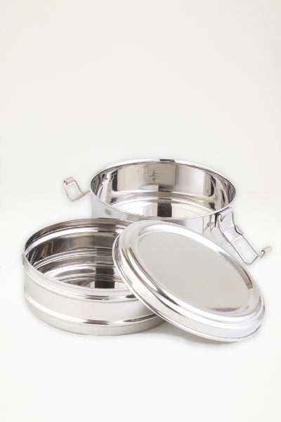 Stainless Steel Reusable - Double Bento Box