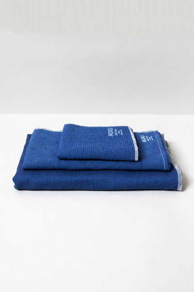 Moku Light Bath Towel - Indigo