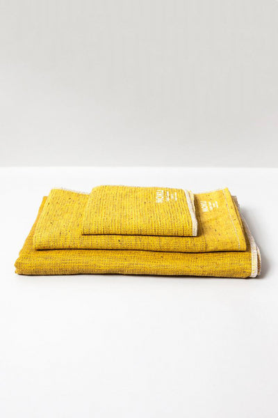Moku Light Wash Cloth - Mustard