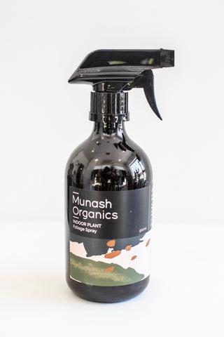 Munash Organics - Indoor Plant Foliage Spray