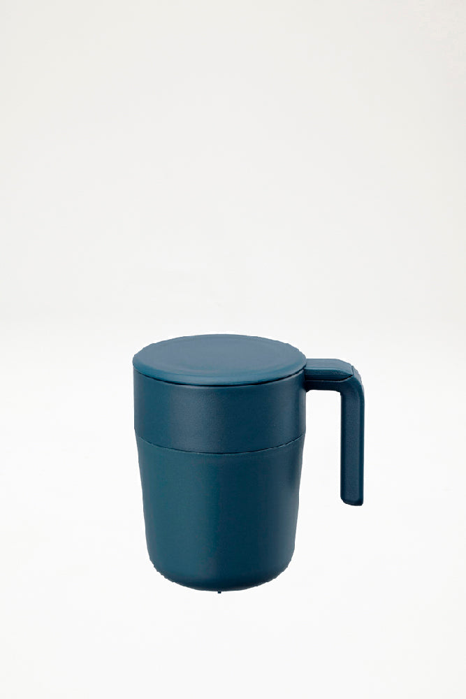 Kinto - Cafe Press Mug - Navy