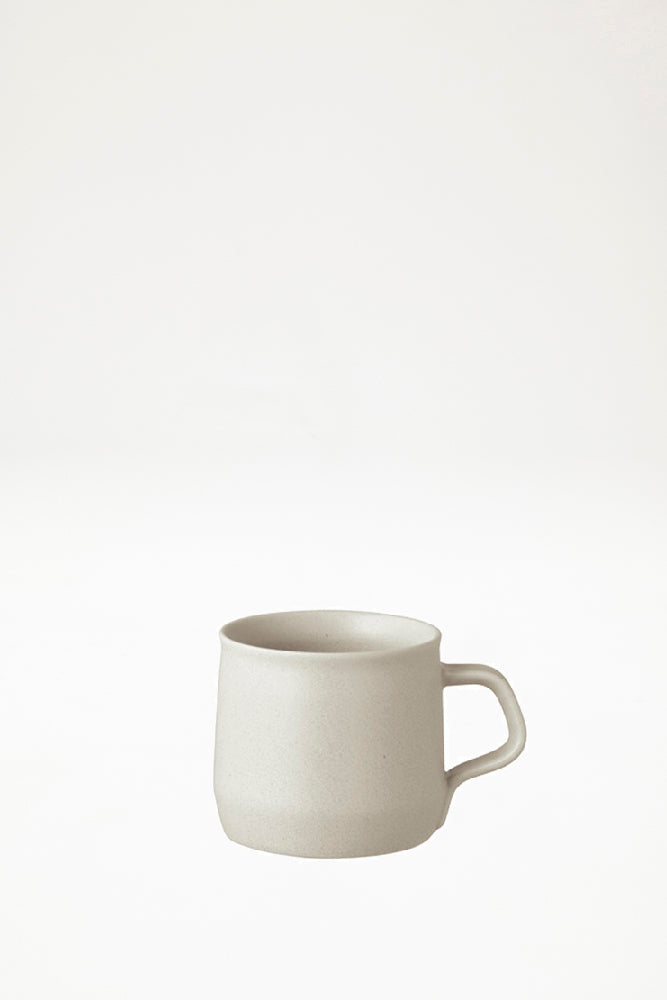 Kinto - Fog Mug - 270ml - Ash White