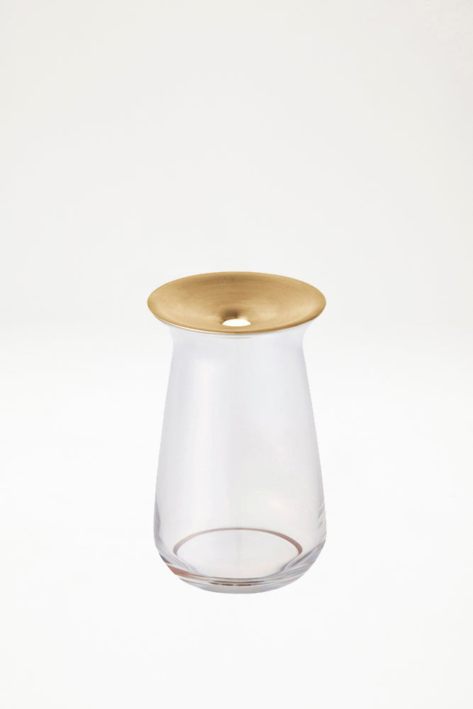Kinto - Luna Vase - Large - Clear