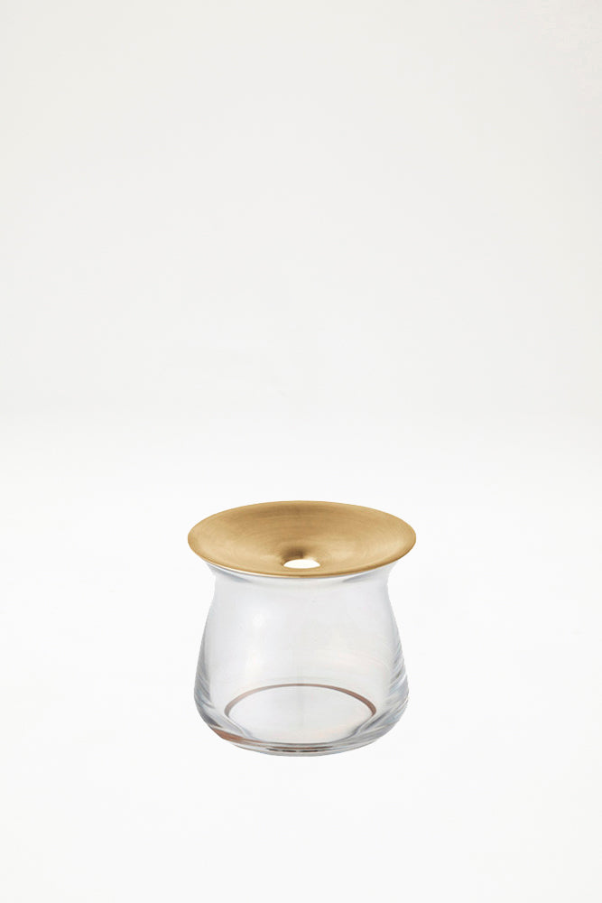 Kinto - Luna Vase - Small - Clear