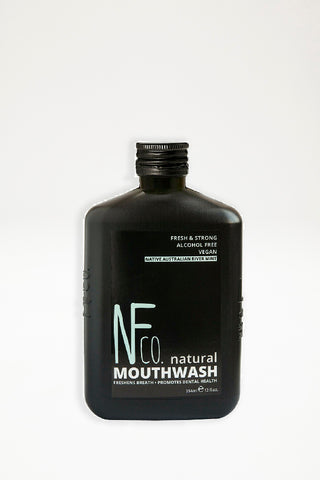 NFco - Natural Mouthwash Alcohol & Fluoride Free 354mL