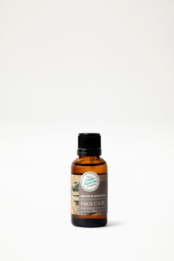 The Australian Natural Soap Co - Man Care Oil