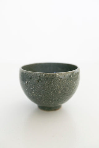 Aburi Ceramics - Stoneware Rice Bowl Blue Grey