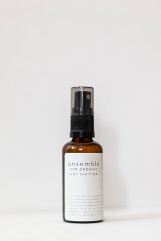 Ensemble - 100% Organic Hand Sanitiser 50ml