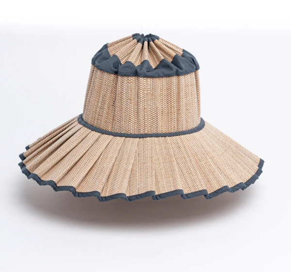 Lorna Murray Capri Hat - Sea side