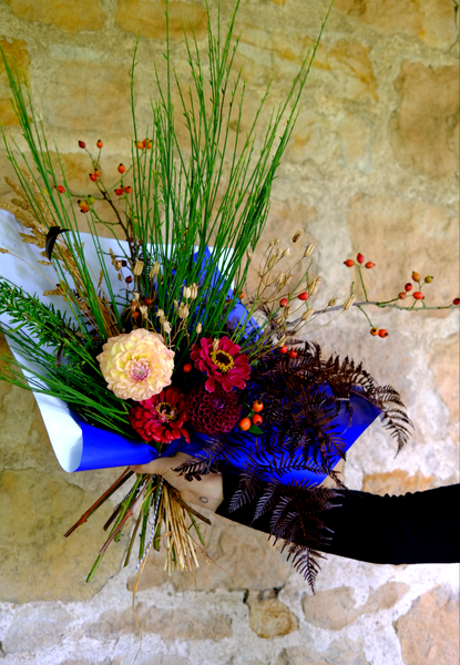 Valentines Seasonal Bunch by Beclu Flowers - Preorder