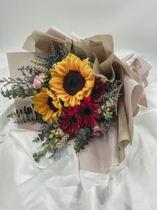 sunflower gerbera Cheap Flower Delivery Same day flower delivery available for orders placed before 2pm. Free delivery above $60