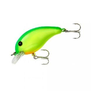 "Bandit Lure 2-5' 2"" 1-4oz Chartreuse Green Back"