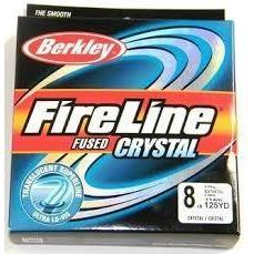 Berkley Fireline Fused Crystal Lo-Vis 6lb 125yds-Fishing Line-Berkley Tackle-Bass Fishing Hub