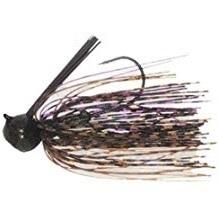 Buckeye Football Jig 3-4oz Peanut Butter & Jelly-Jigs-Buckeye Baits-Bass Fishing Hub