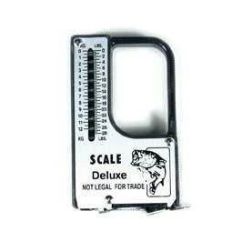 "Eagle Claw Tool Pocket Scale 28lb - 38"" Tape-Accessories-Eagle Claw-Bass Fishing Hub"